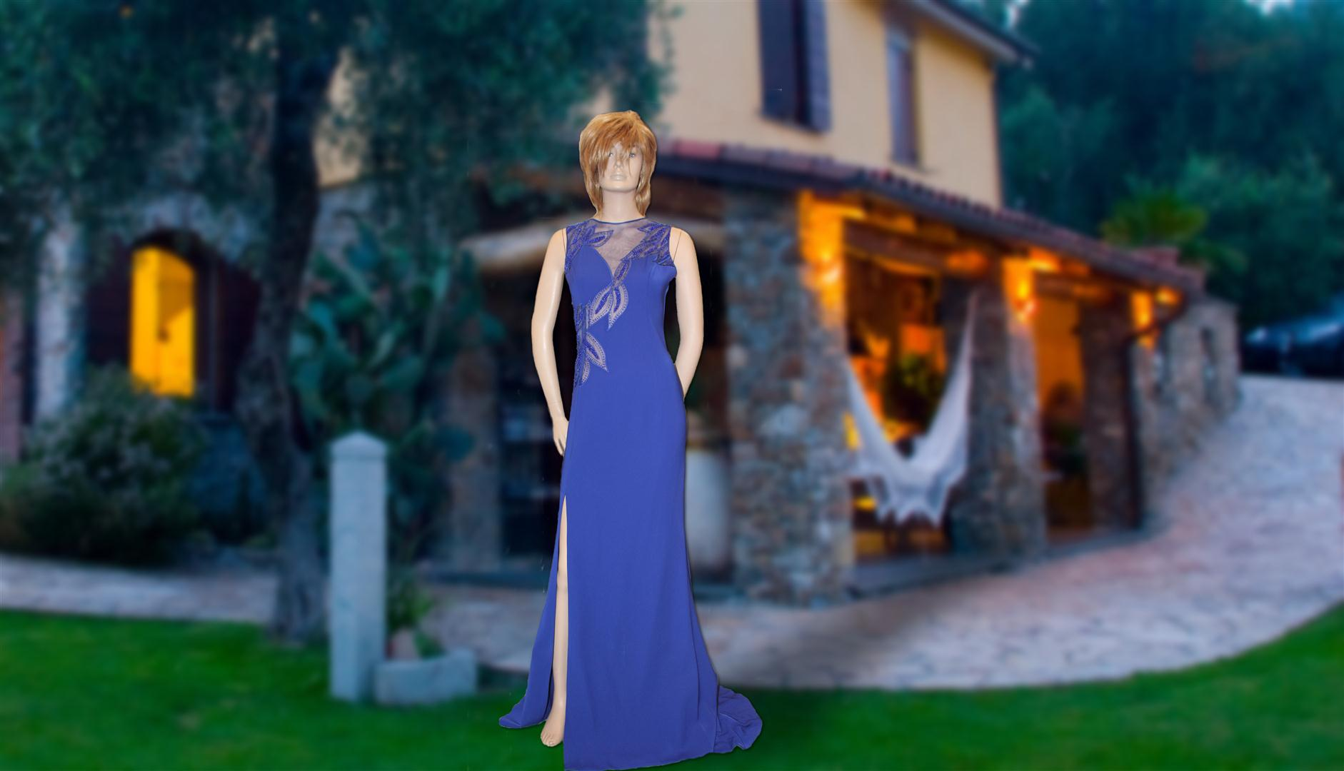 foglia blu home front