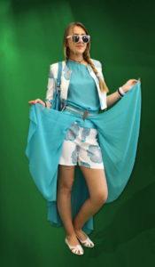 SALLY shorts+skirt 114,00€